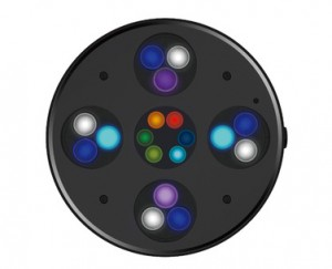 CORAL BOX MOON PLUS LED Lighting with App control (Android/IOS)
