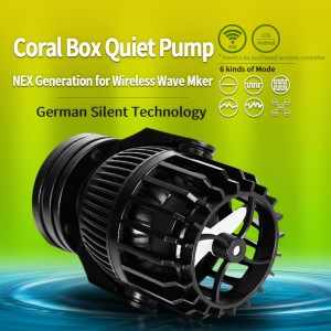 Coral Box Wavemaker Quiet Pump QP-16
