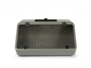 NOMOypet Reptile Turtle Tank Inclined box terrarium-Grey