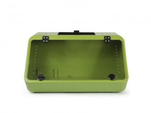 NOMOypet Reptile Turtle Tank Inclined box terrarium-Green