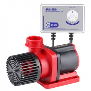 Grech Sunsun JDP-3500 Controllable Dc Variable Water Pump with Controller