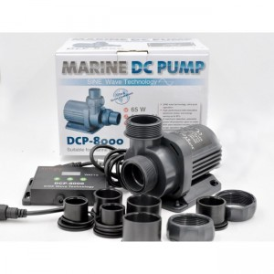 Jecod / Jebao DCP-8000 Sine wave pump (upgrade to the DCS, DCT series)