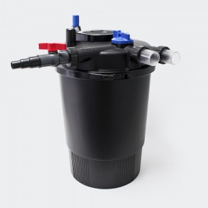 Sunsun CPF30000 Pressurised Koi Fish Pond Filter and UV Steriliser