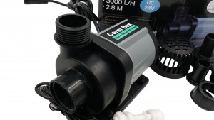 Coral Box DCA3000 Return Pump Aternative of Jebao Jecod DC3000, DCS3000, DCP3000, DCT3000
