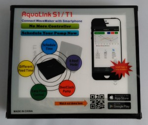 Aqualink T1 Wireless Controller for Jebao Jecod SCP90/SCP120/SCP150  and DCS/DCT/DCP Pump