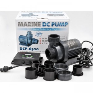 Jecod / Jebao DCP-6500 Sine wave pump (upgrade to the DCS, DCT series)